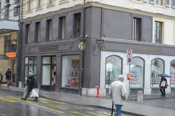 f93394525dd Rue du Rhône. Balade dans la rue qui valait des milliards - Le Temps